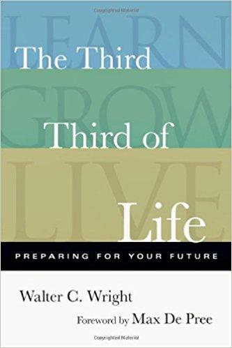 The Third Third of Life