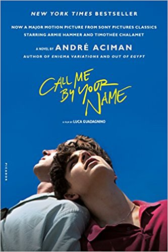 Call Me By Your Name book