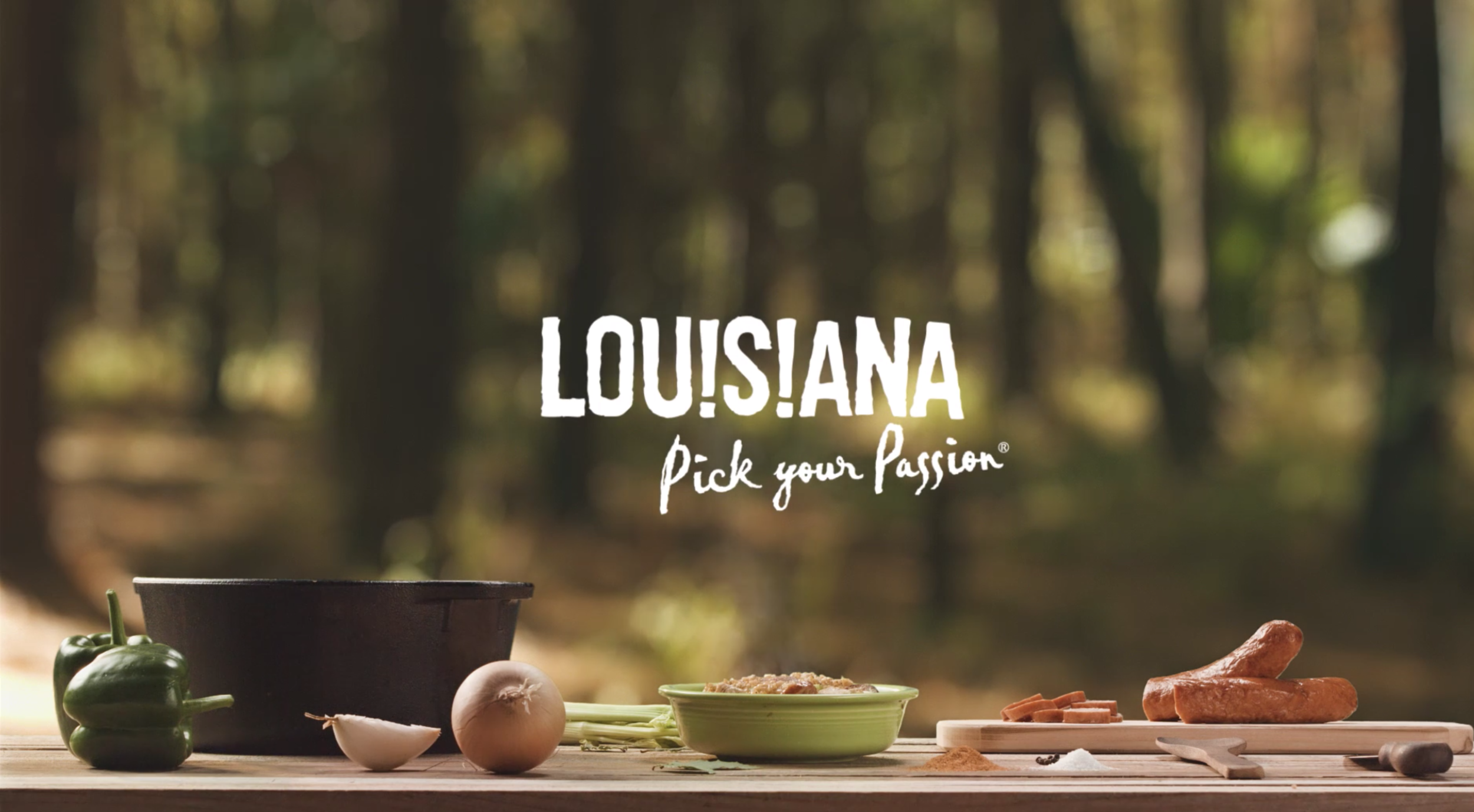 Louisiana Recipes End Card