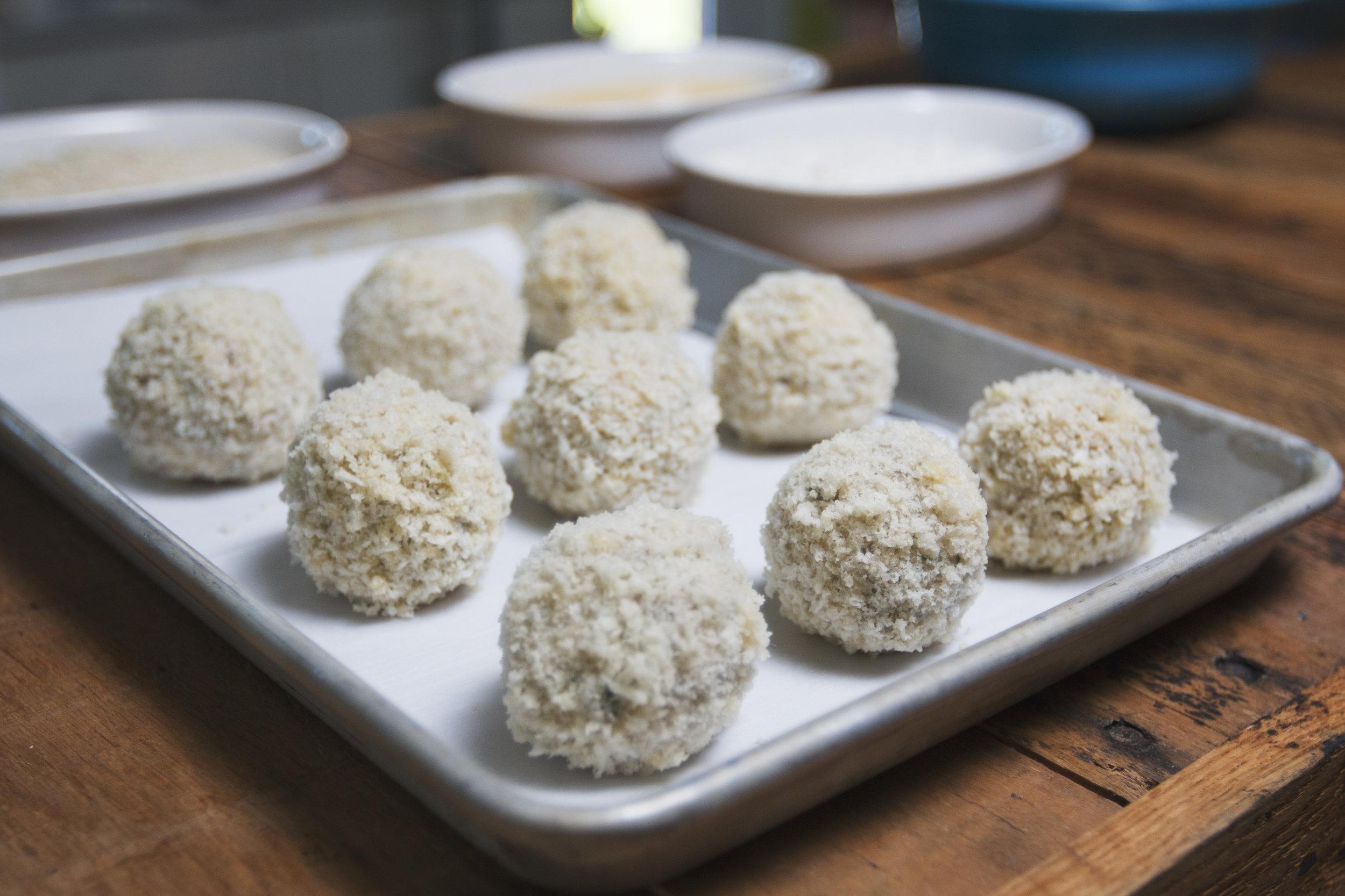 Boudin Balls Recipe