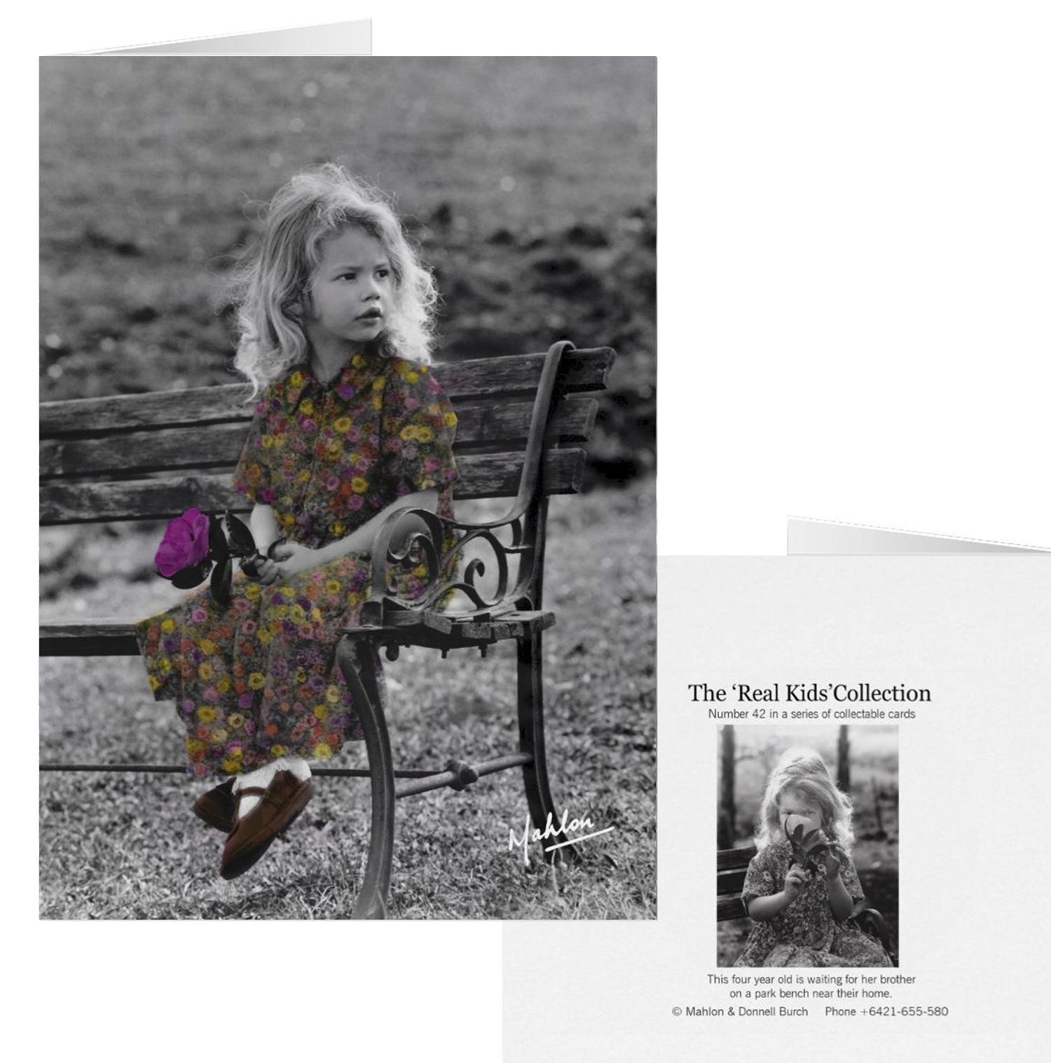 Card #42 Photography by Mahlon