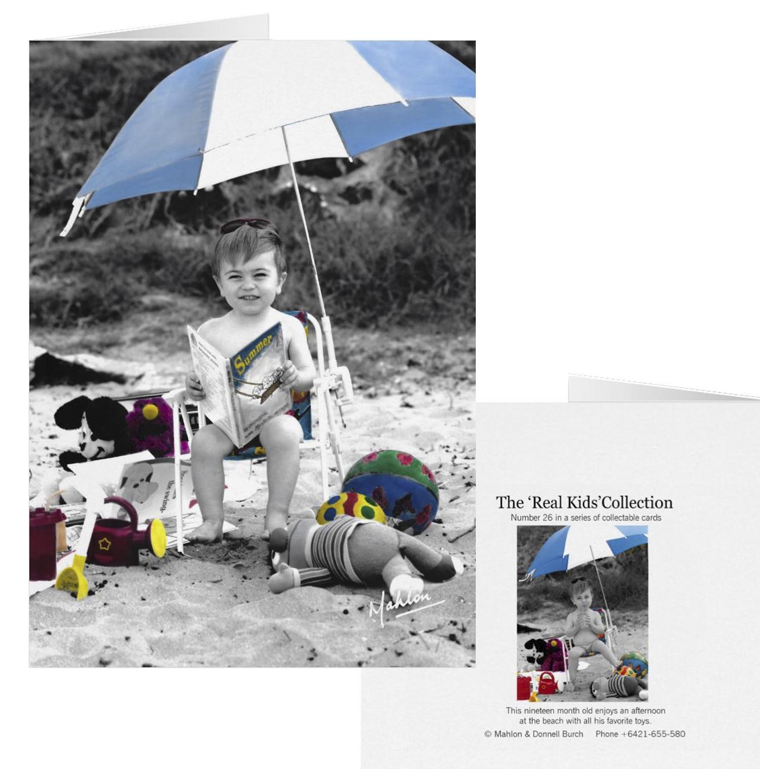 Card #26 Photography by Mahlon