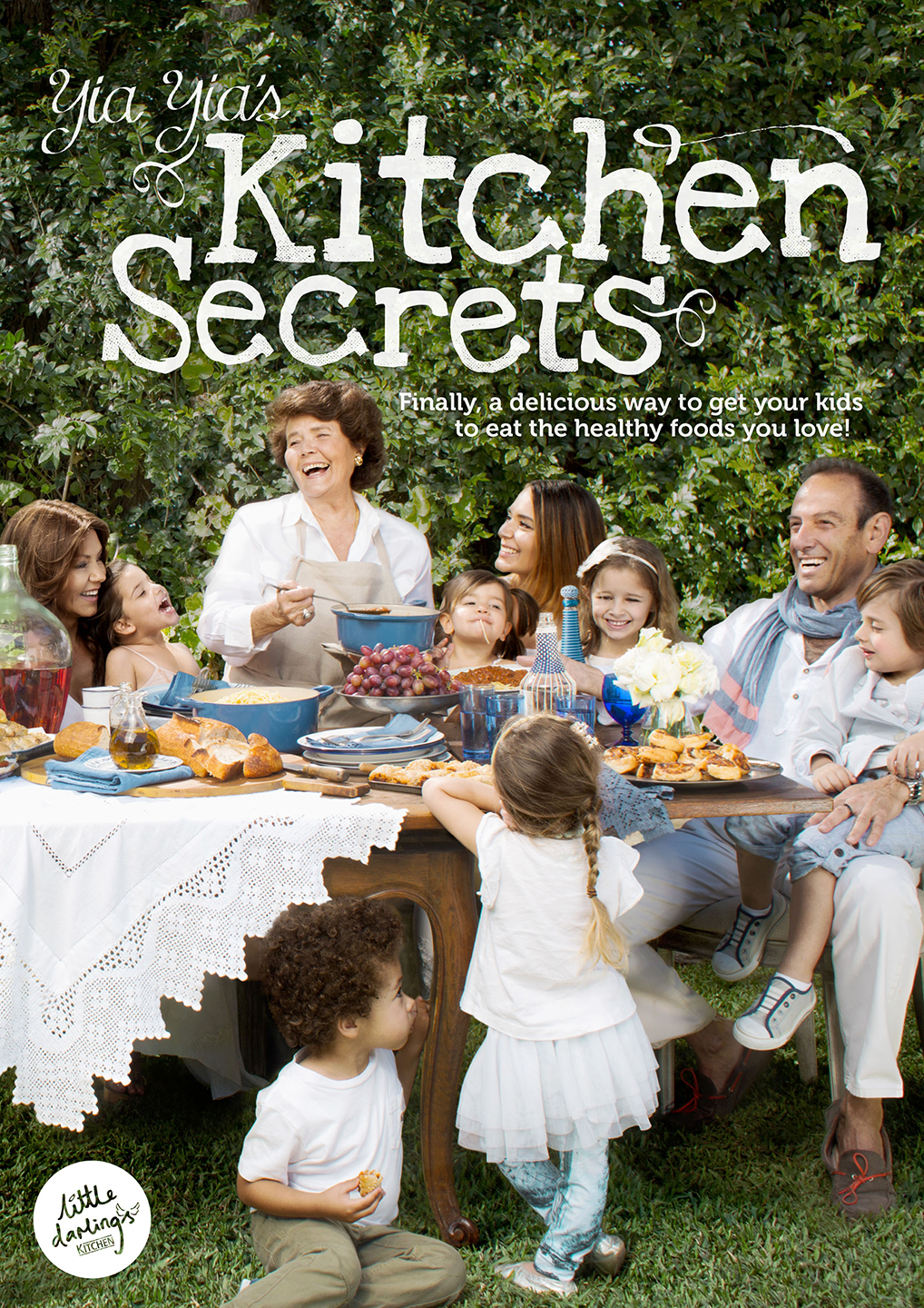 YIA YIA'S KITCHEN SECRETS - RECIPE BOOK