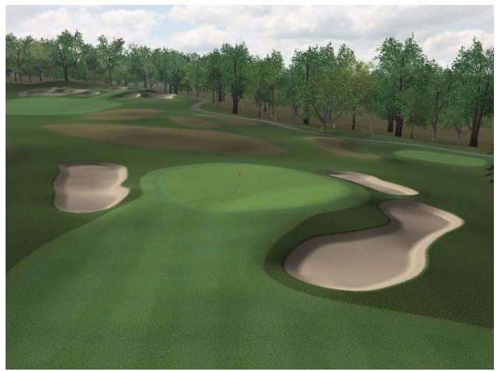 Huzhou Hot Spring Golf Club
