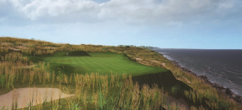 Whistling Straits - The Straits  Host Venue of the 2020 Ryder Cup