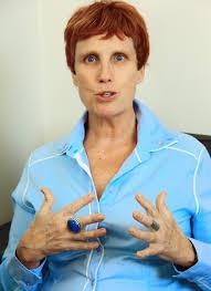 Performer, facilitator and martial artist Johanna De Ruyter.