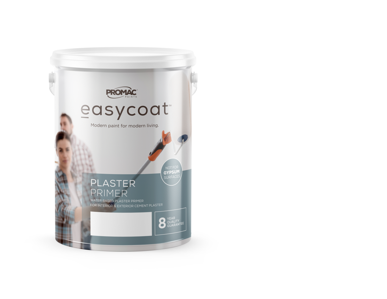 PLASTERPRIMER - WATER BASEDPromac Easycoat Plaster Primer is a water based plaster primer which penetrates the surface and ensures optimum adhesion of top coats to the surface.
