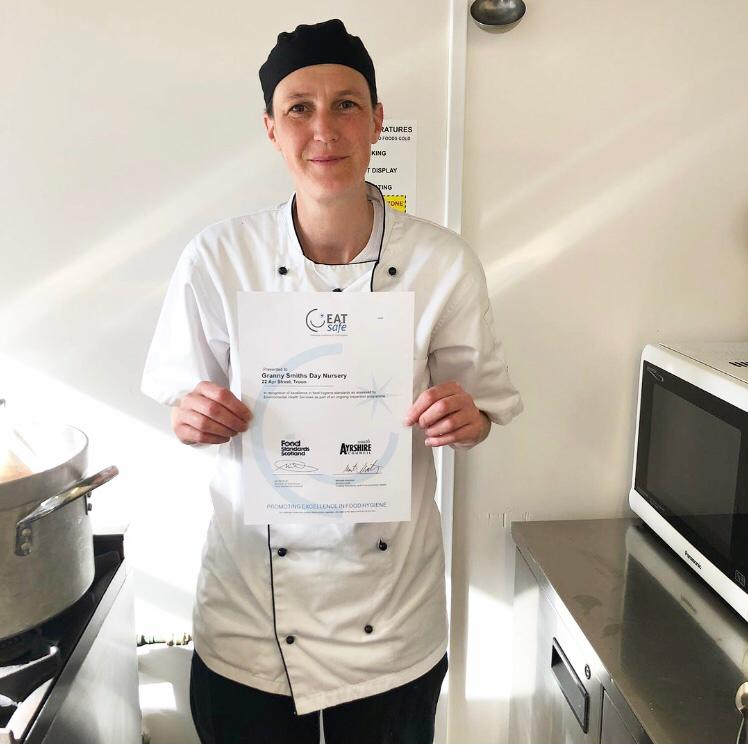 We have recently been awarded the Eat Safe Award, indicating that we strive for exceptional food hygiene standards and go above and beyond the legal requirement.