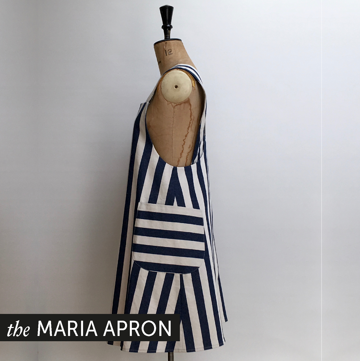 The Maria Apron - a Maven pattern