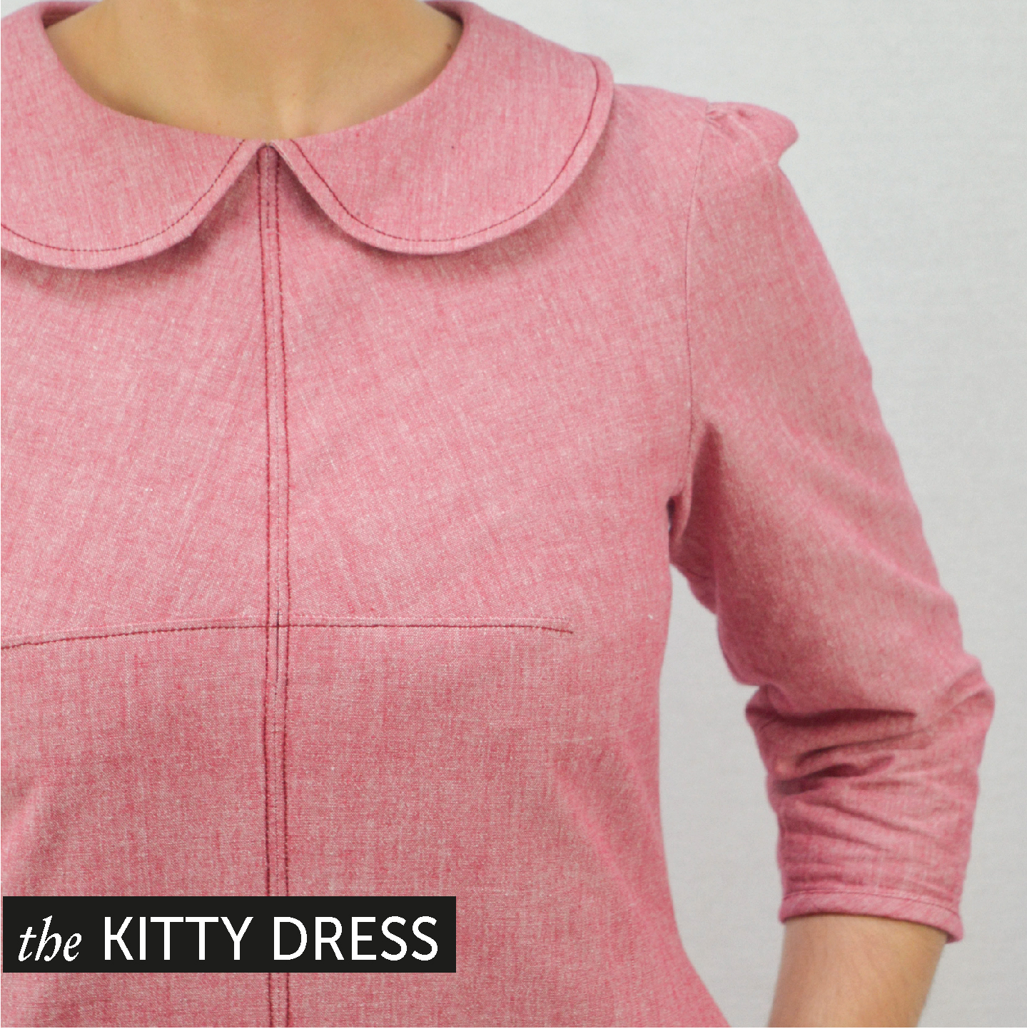 The Kitty Dress - a Maven Pattern