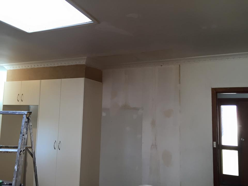 Room Before Painting
