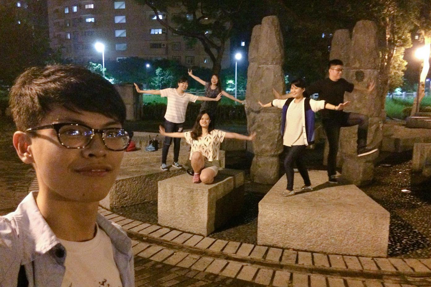 好久不見輔大夢想家 2016/05/27