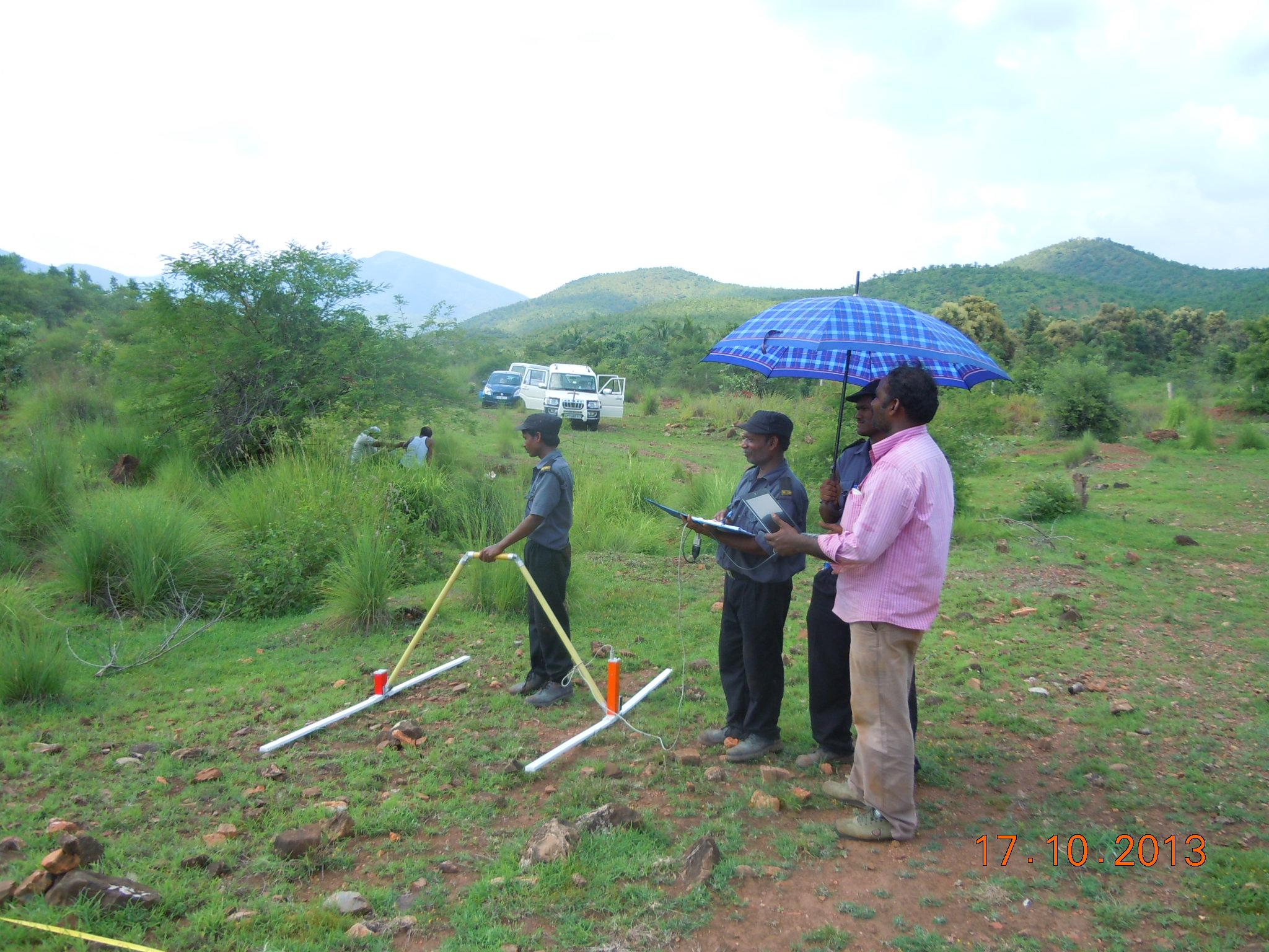 Обследование с георадаром ГРОТ 12 вызывает интерес.