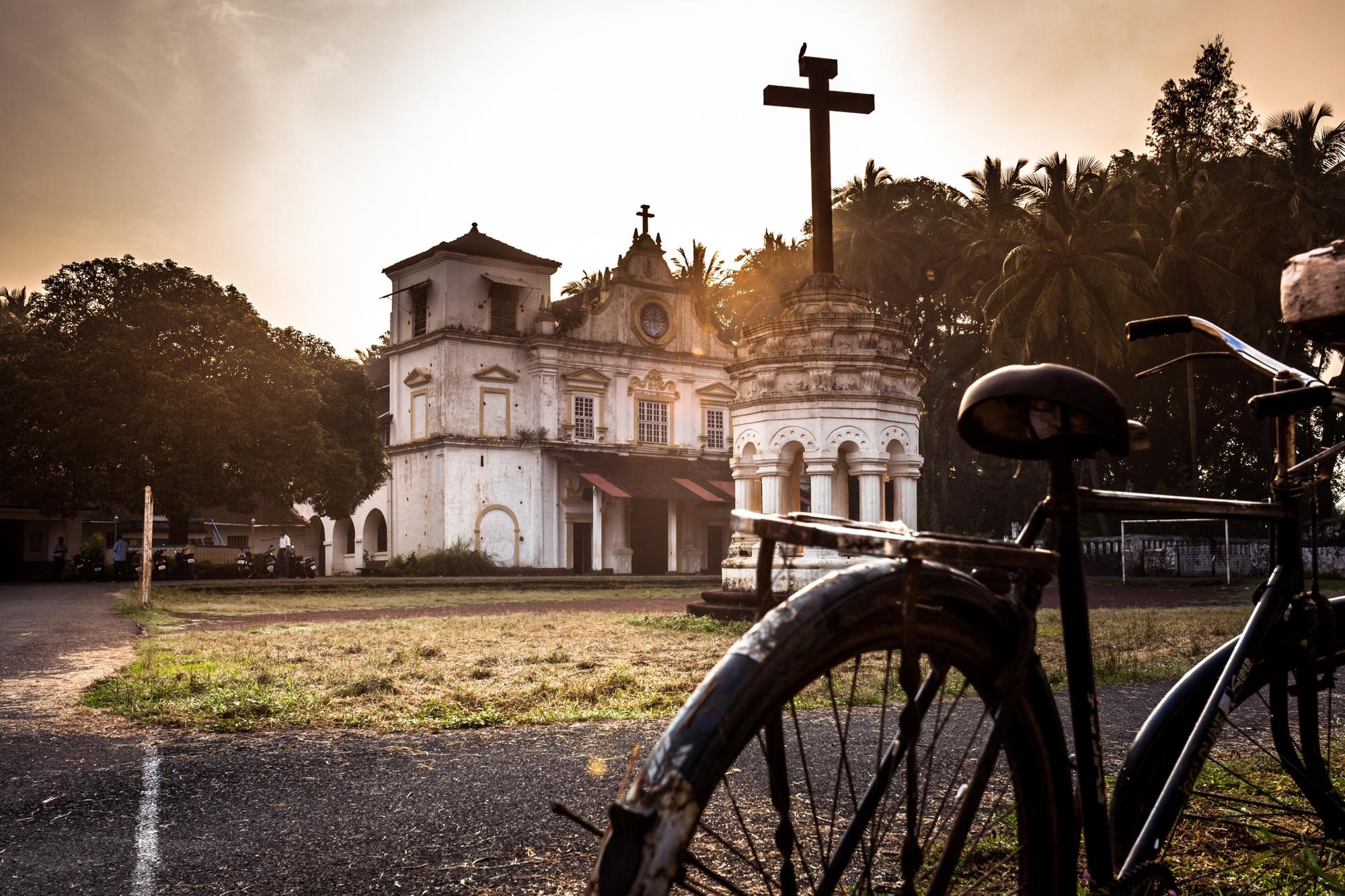 009 - Igreja da Nossa Senhora de Neves (The church of Our Lady of Snows), Rachol.jpg
