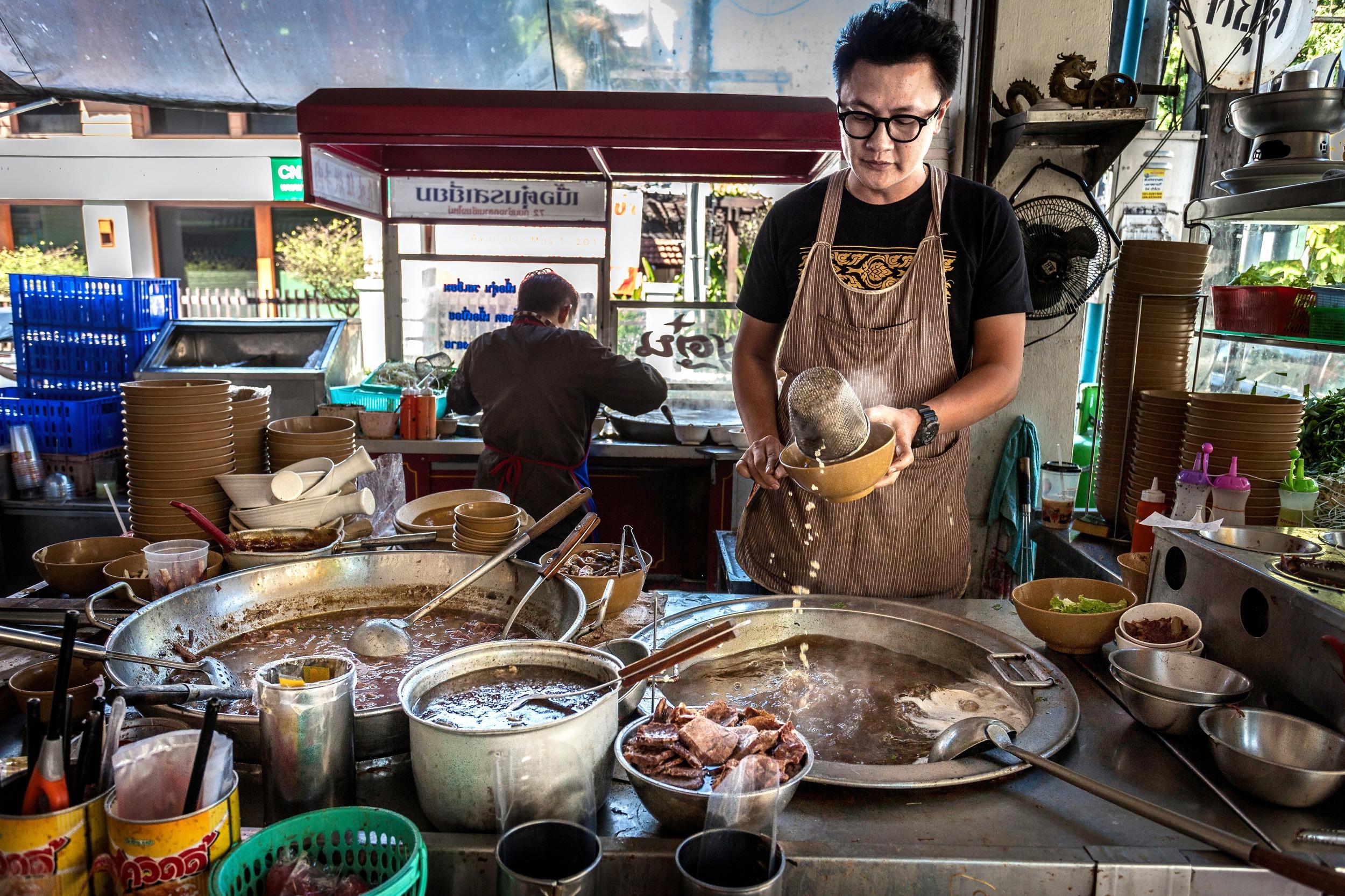 Rod Yiam, Chiang Mai ( for The Guardian )