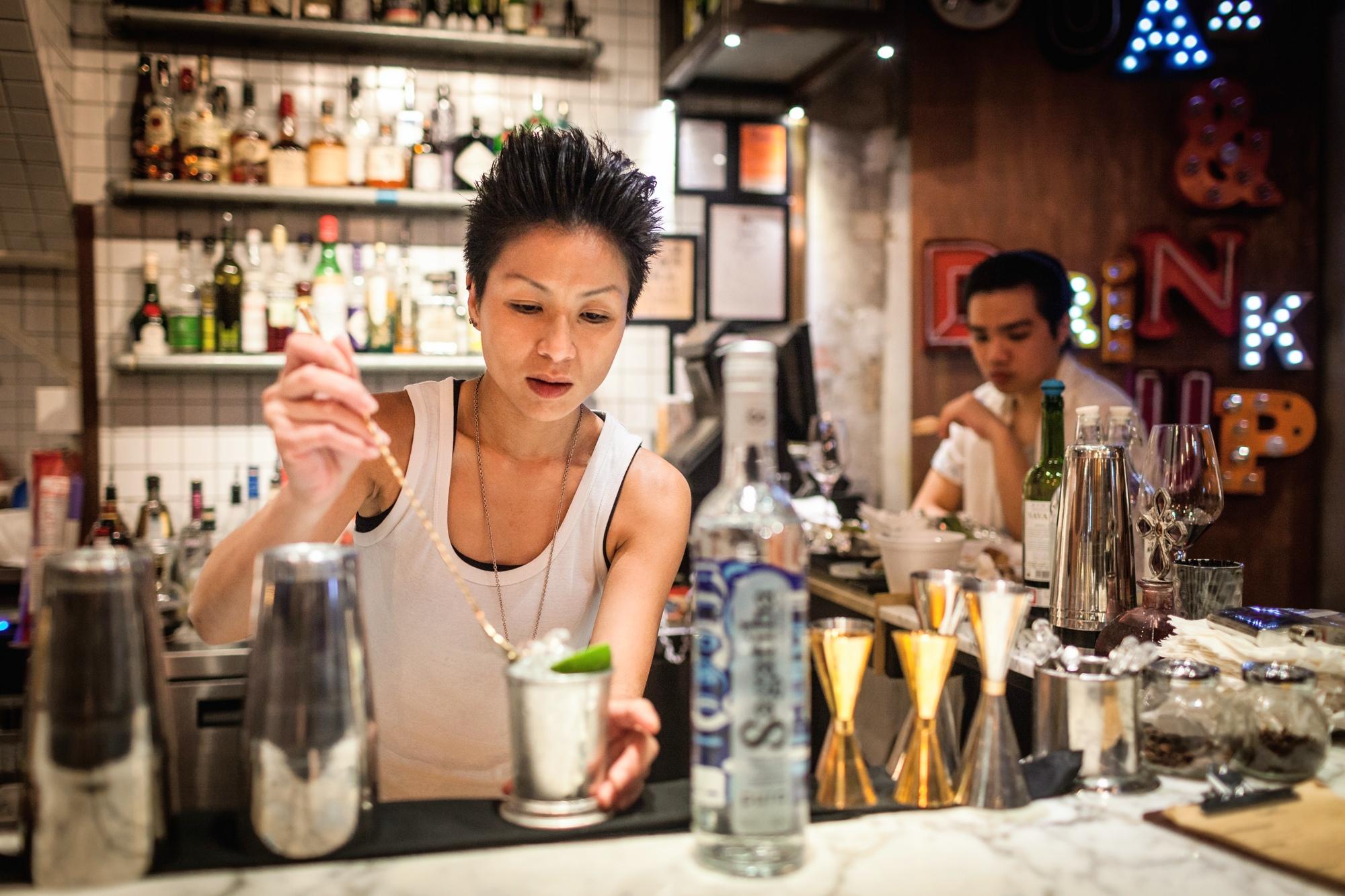 Guay! Tai Hang, Hong Kong  for The Guardian