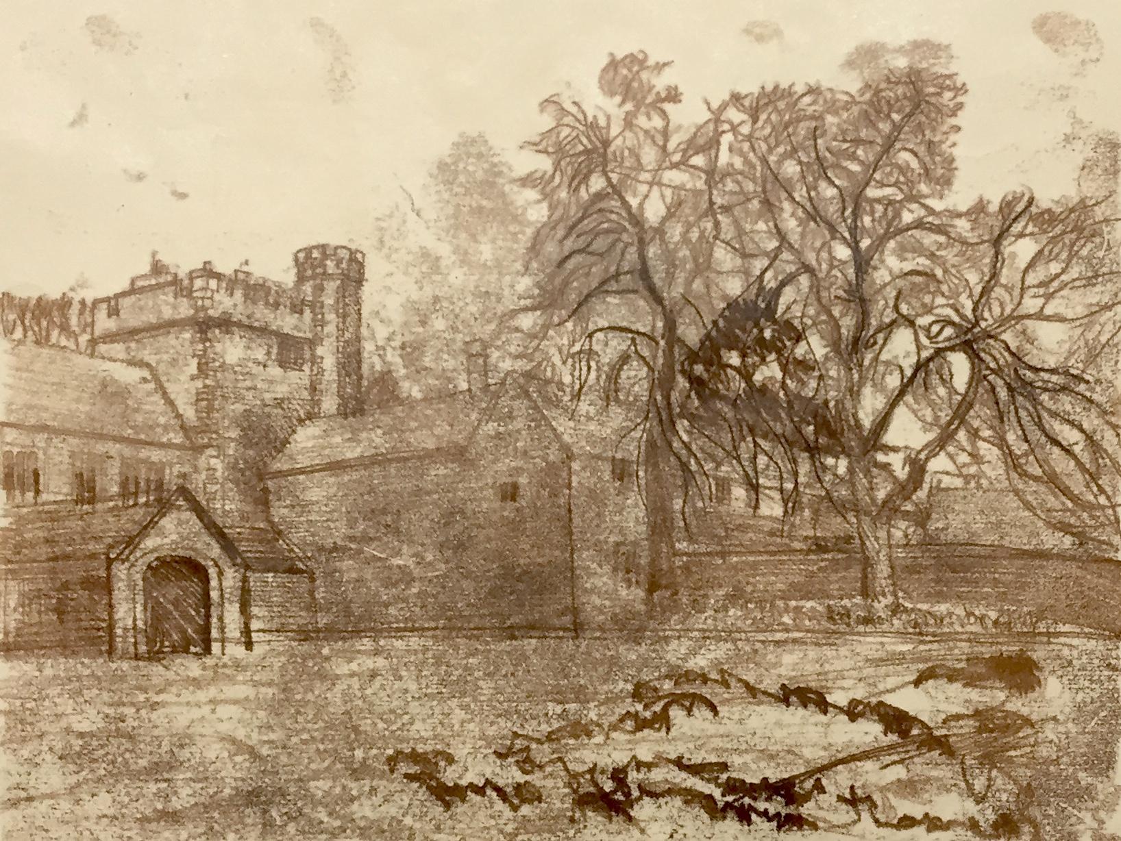 Aesculus Hippocastanum Whisper History, Hanwell Castle