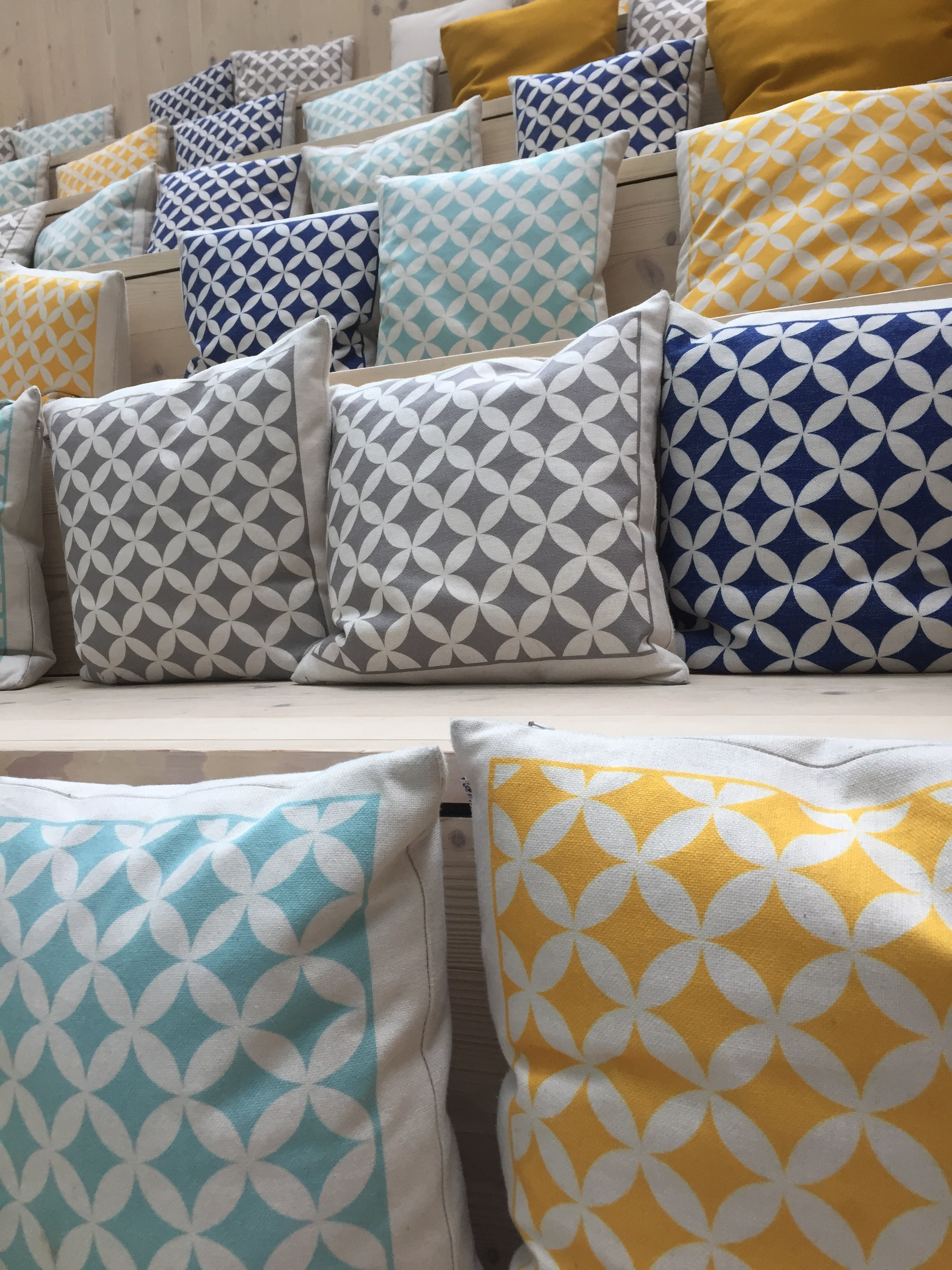 the inspiring cushions