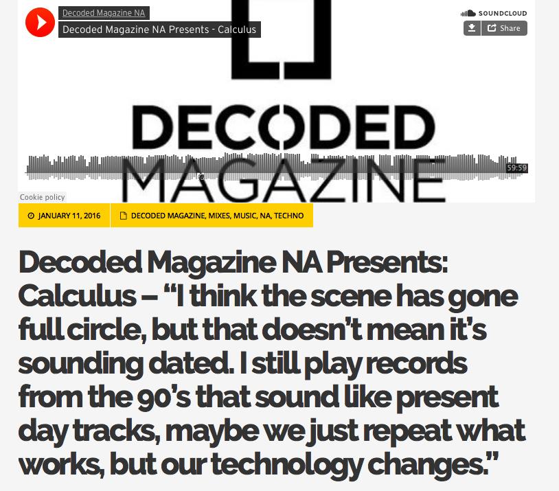 Decoded Magazine