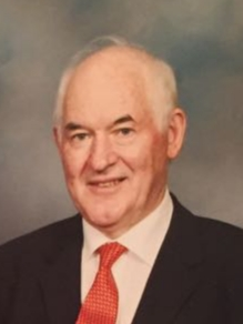 Edward Lalor, BCL, Barrister at Law, FCA, Founder Lalor & Company