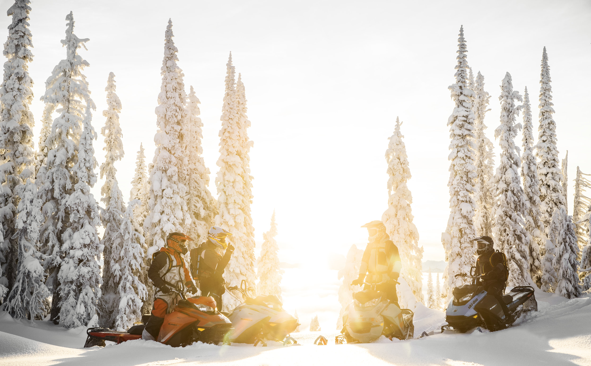 Lineup 2019 - Ski-Doo 2019