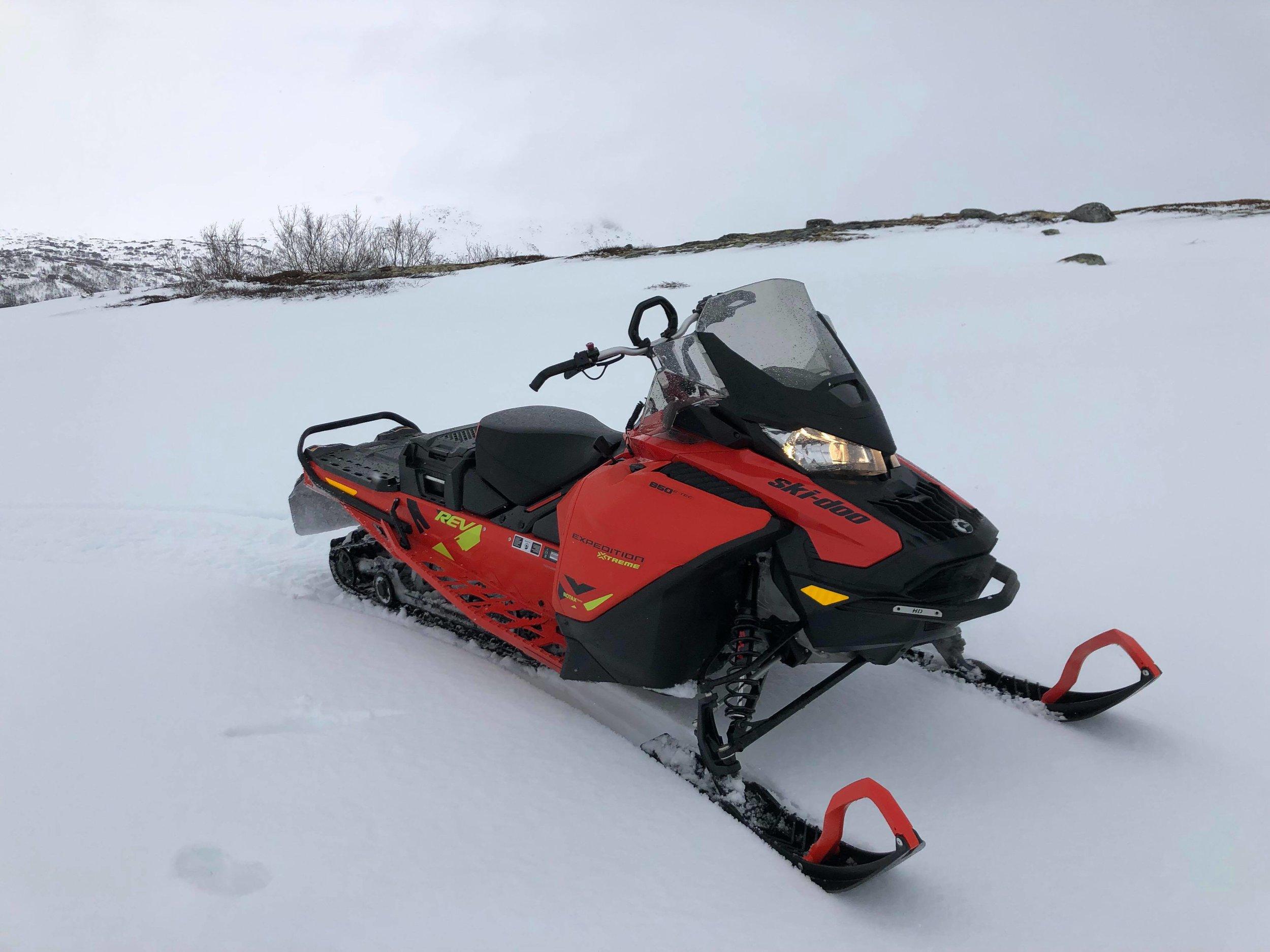 2020 Ski-Doo Expedition EXTREME 850