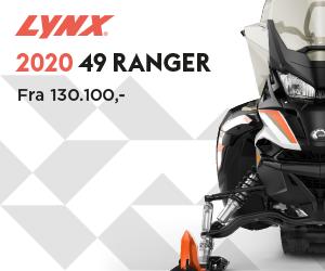 Lynx 49 Ranger 600R 2020 | Den beste allround maskinen