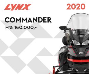 Lynx Commander 900 TURBO og 600R