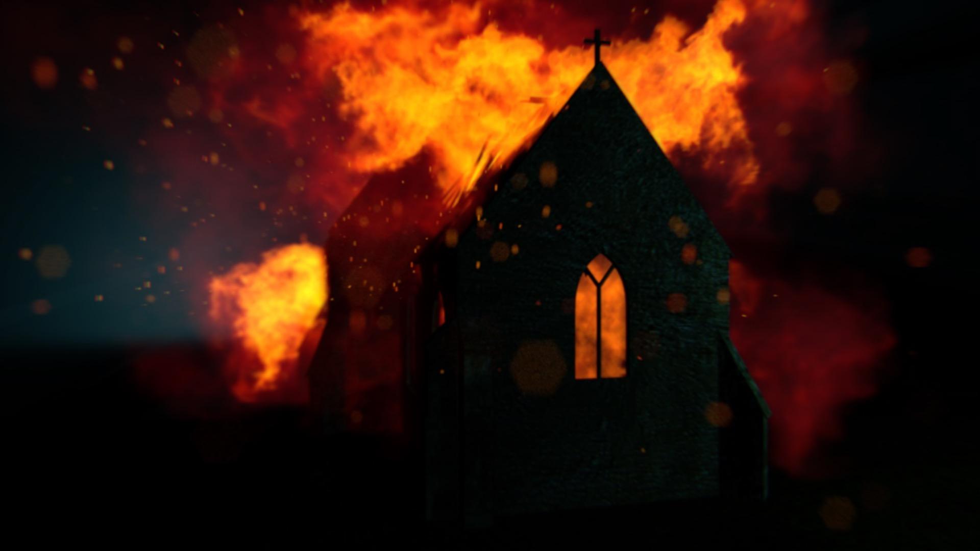 Fire and smoke simulation tests