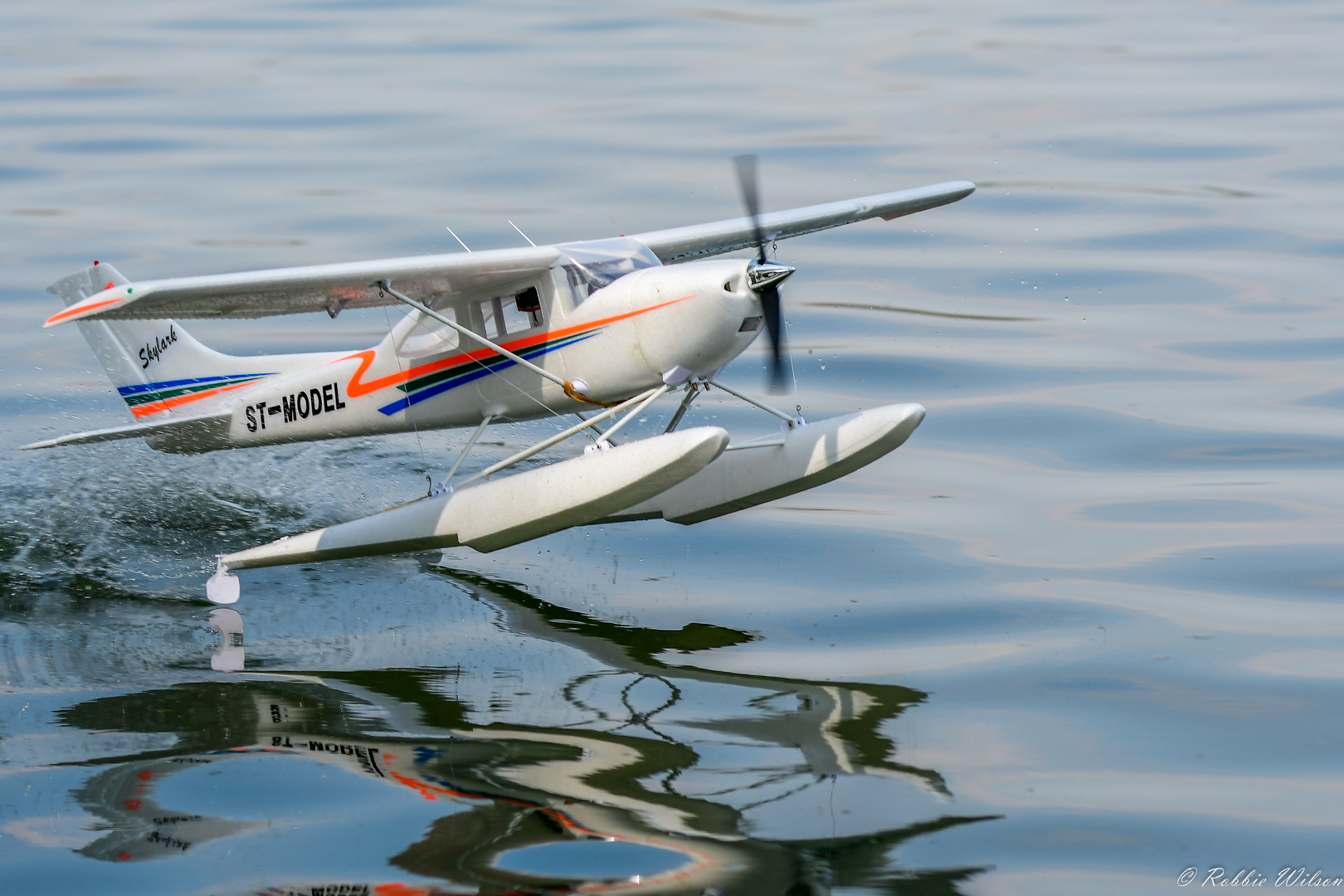 Martin Venter's Cessna