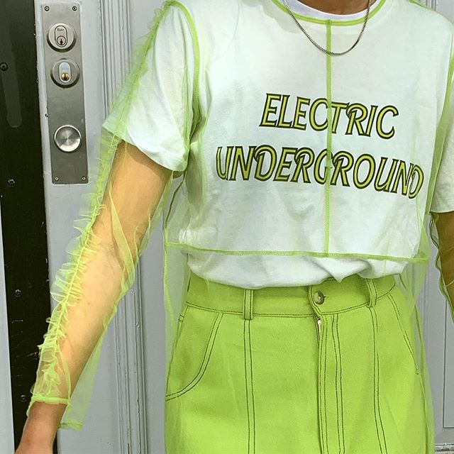 ELECTRIC UNDERGROUND ⚠️⚠️⚠️ AW19 - COMING IN AUGUST