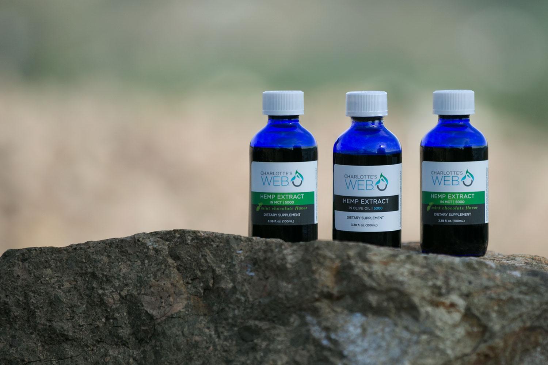 CW Botanicals Hemp Oil