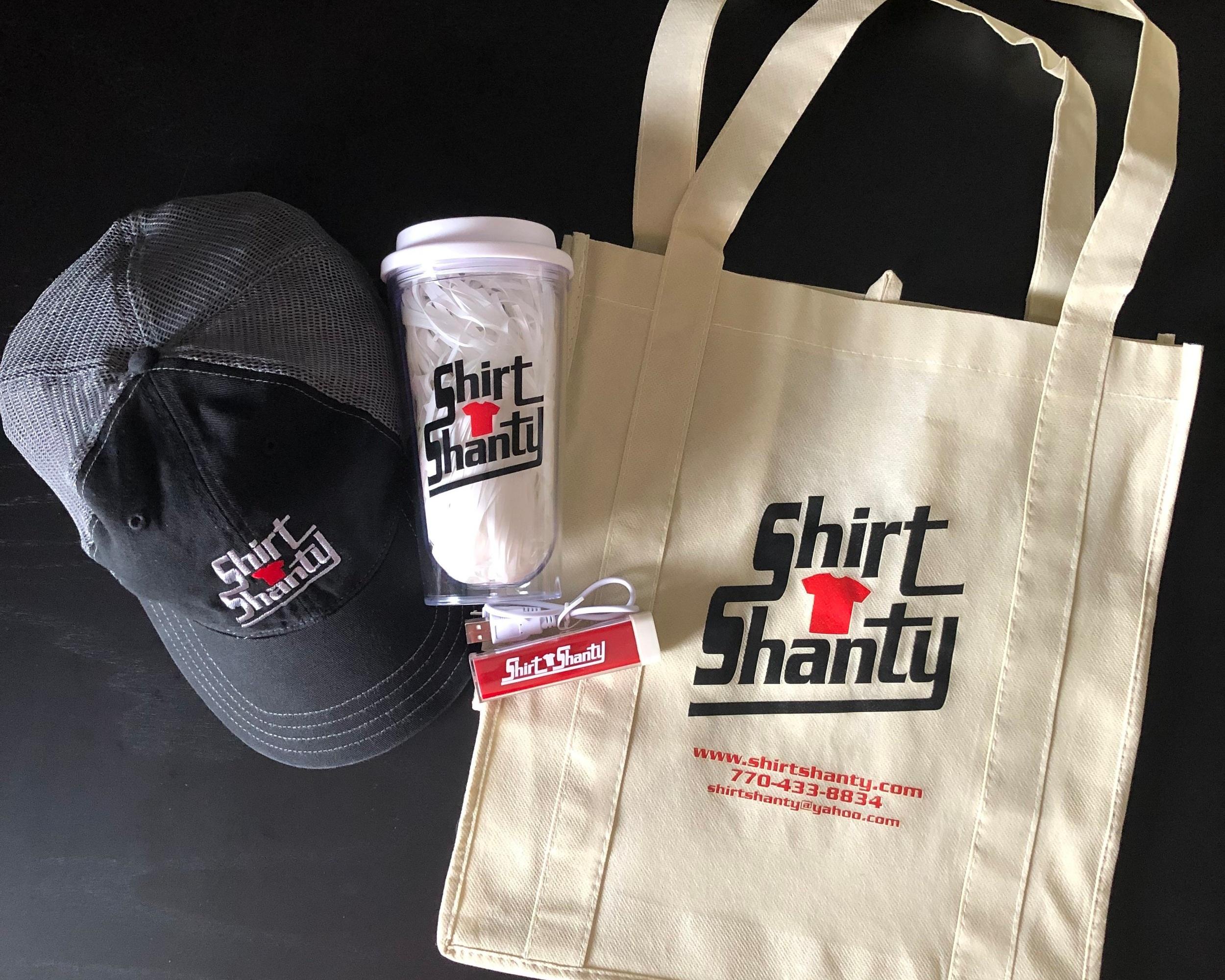 PROMOTIONAL PRODUCTS - Promote Your Group In A Number Of Ways