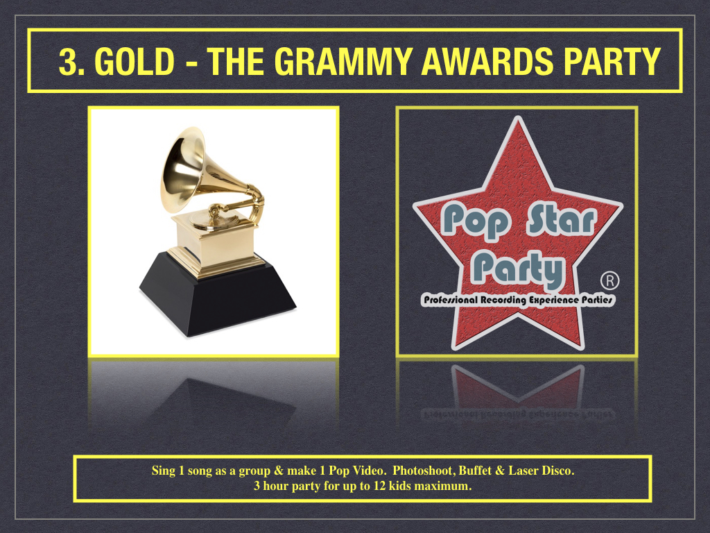 Pop Star Party Gold Party Package.jpeg