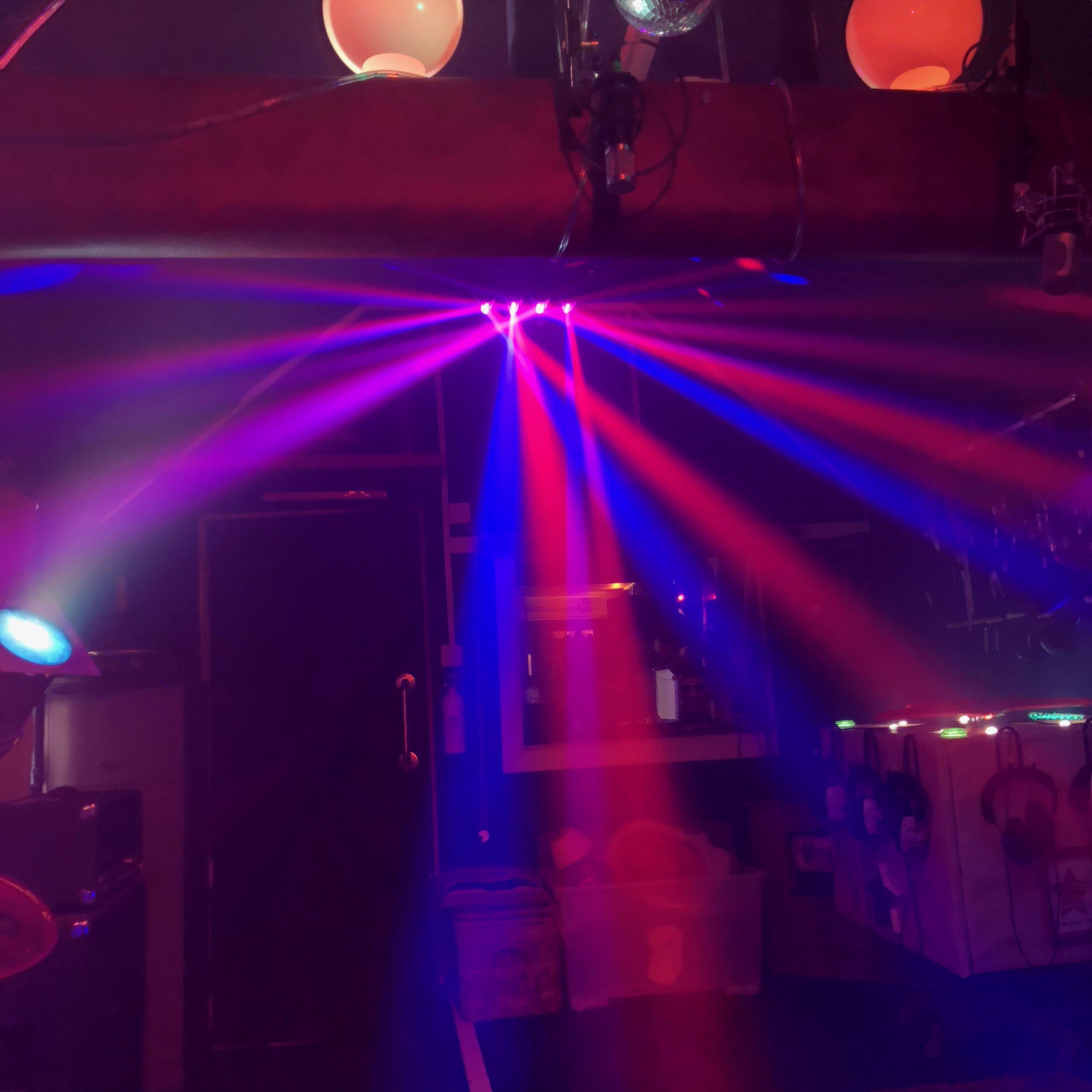 The disco just got better!