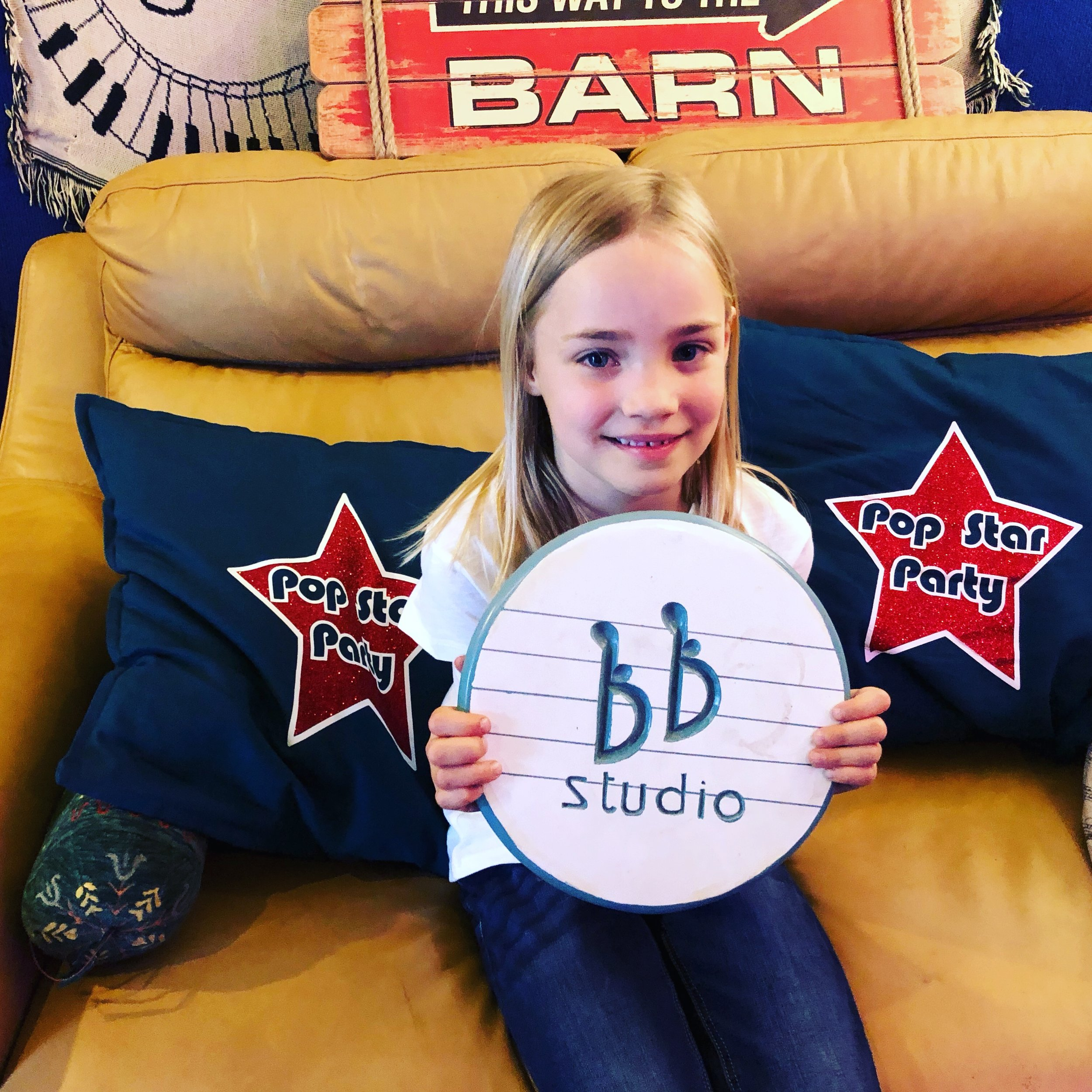 Bebe at BB Studio for her Pop Star Party.jpeg