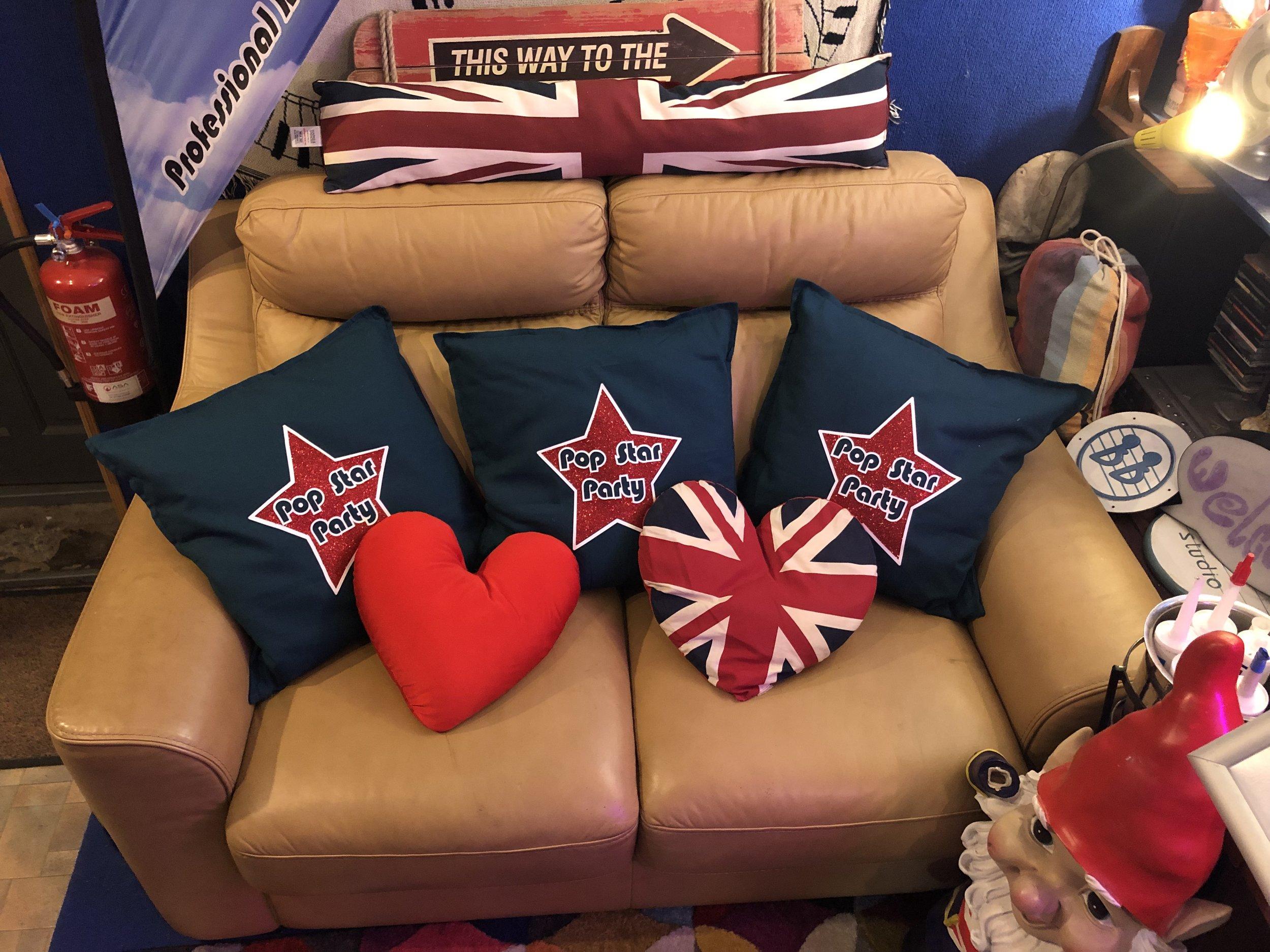 Pop Star Party - cushions.jpeg