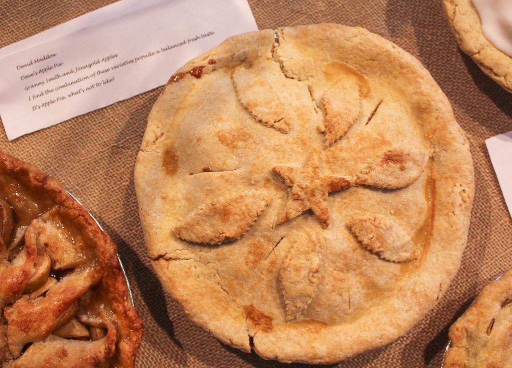 Dave's Apple Pie