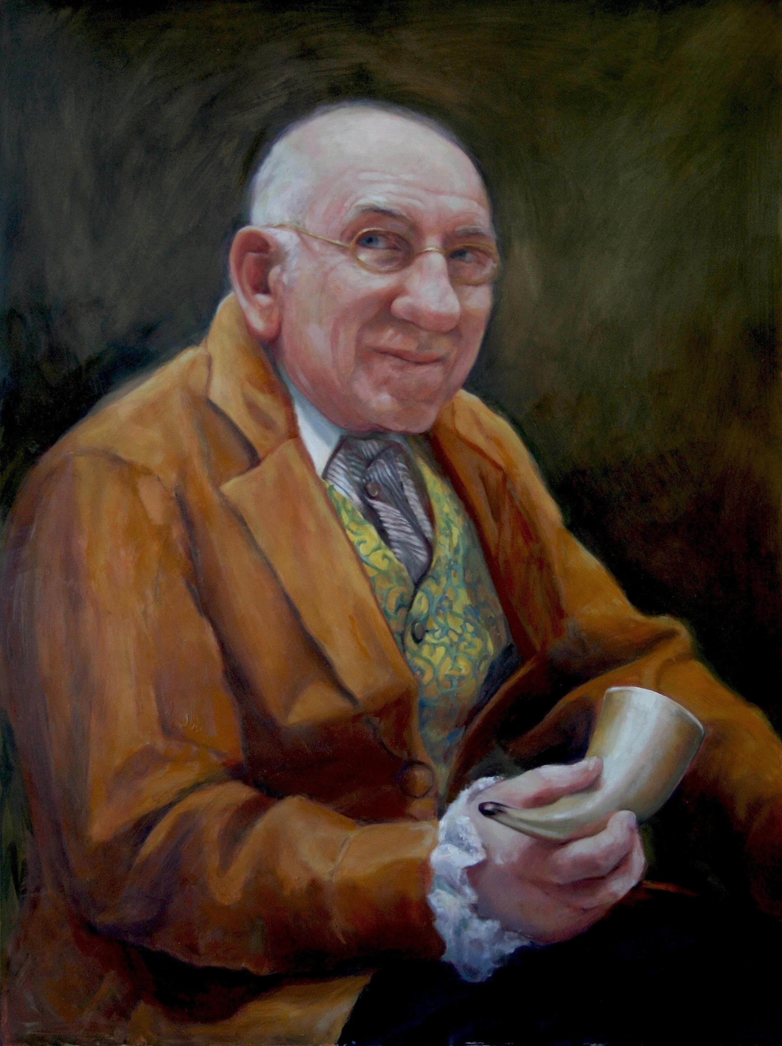 Mr. Sanford Wolfmeyer as Nutcracker Grandfather