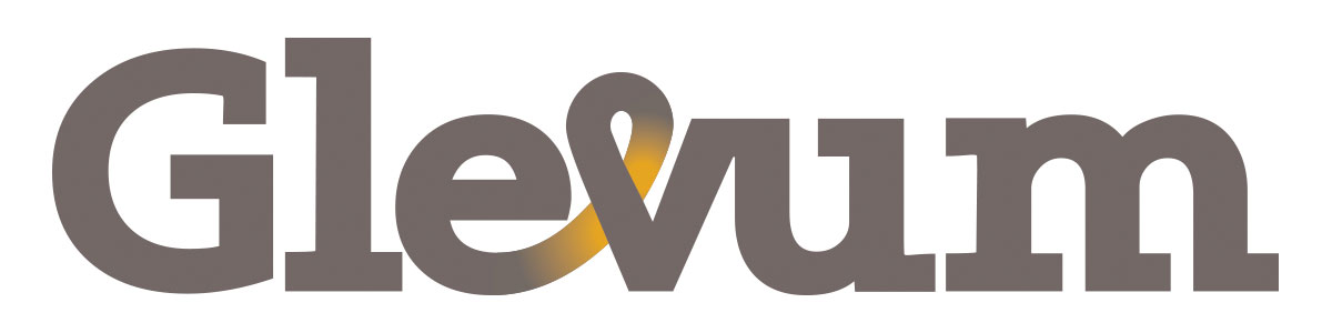 Glevum consulting logotype by Dotco