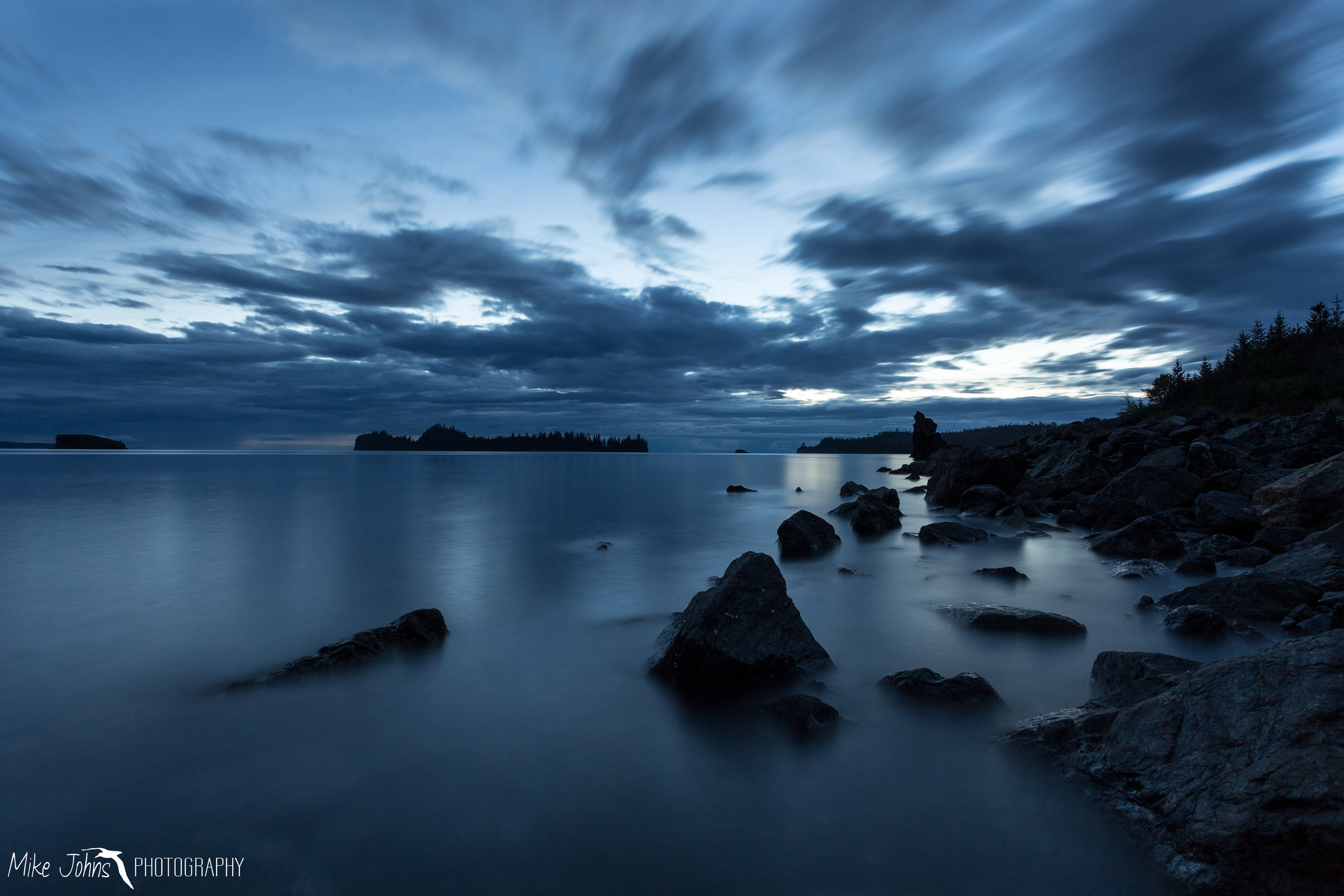Kayak Beach, Katchemak Bay Alaska