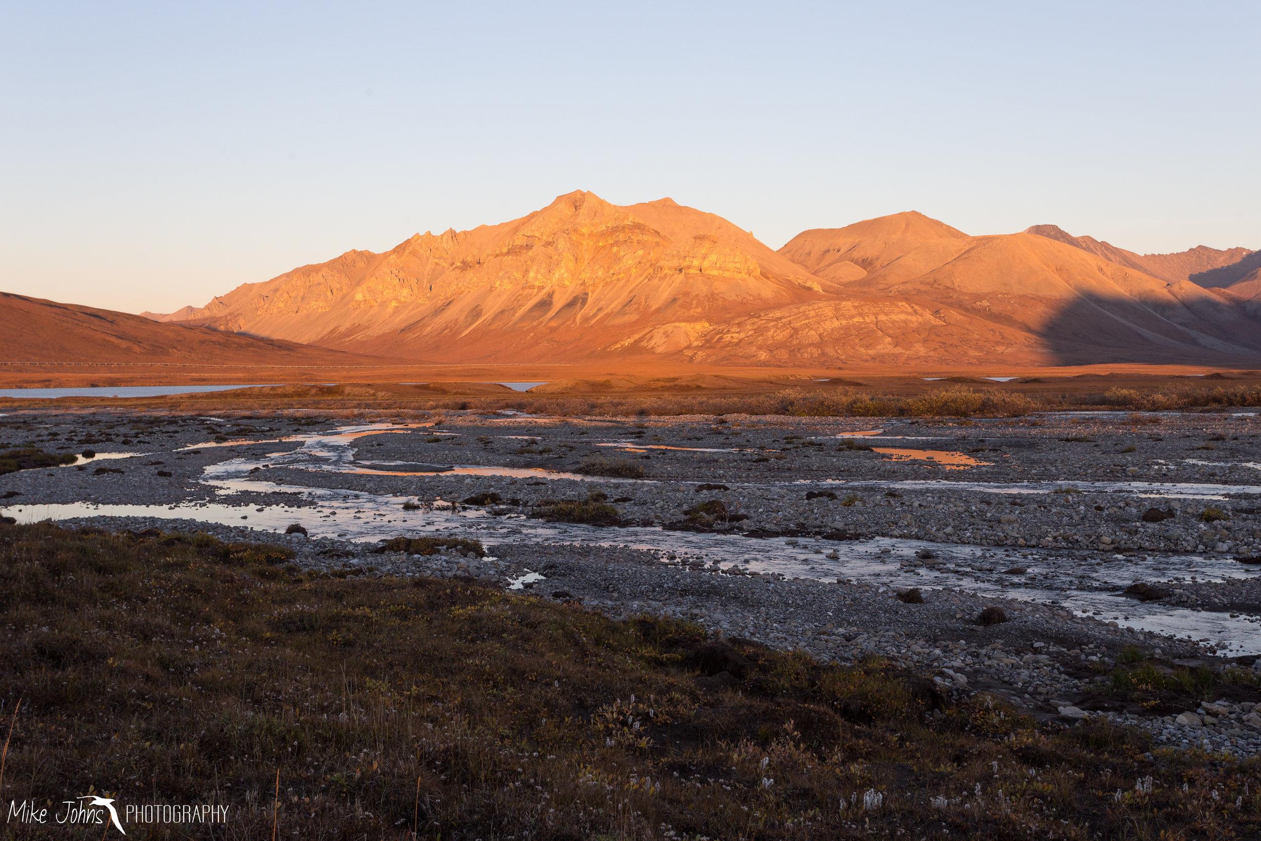 Galbraith Lake, Brooks Range AK