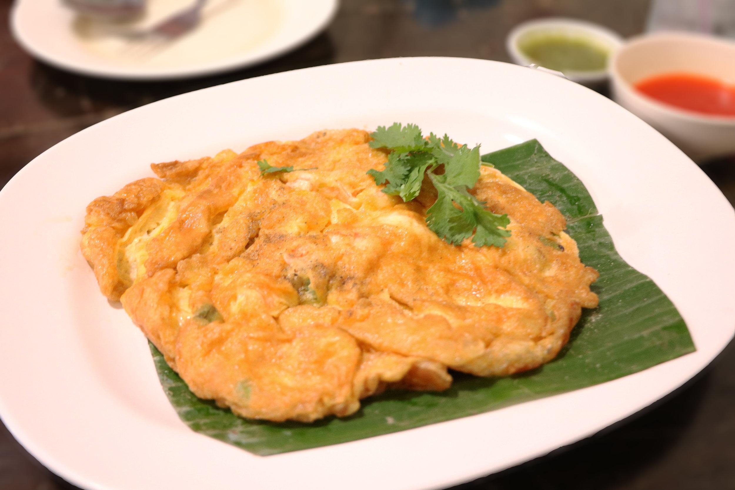 Thai Fried Omelette