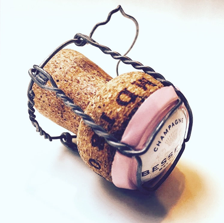 Party - champagne cork