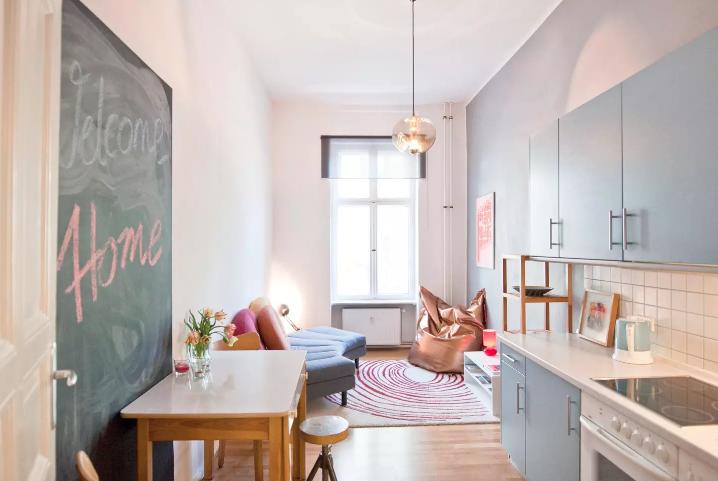 Photo credit. Airbnb
