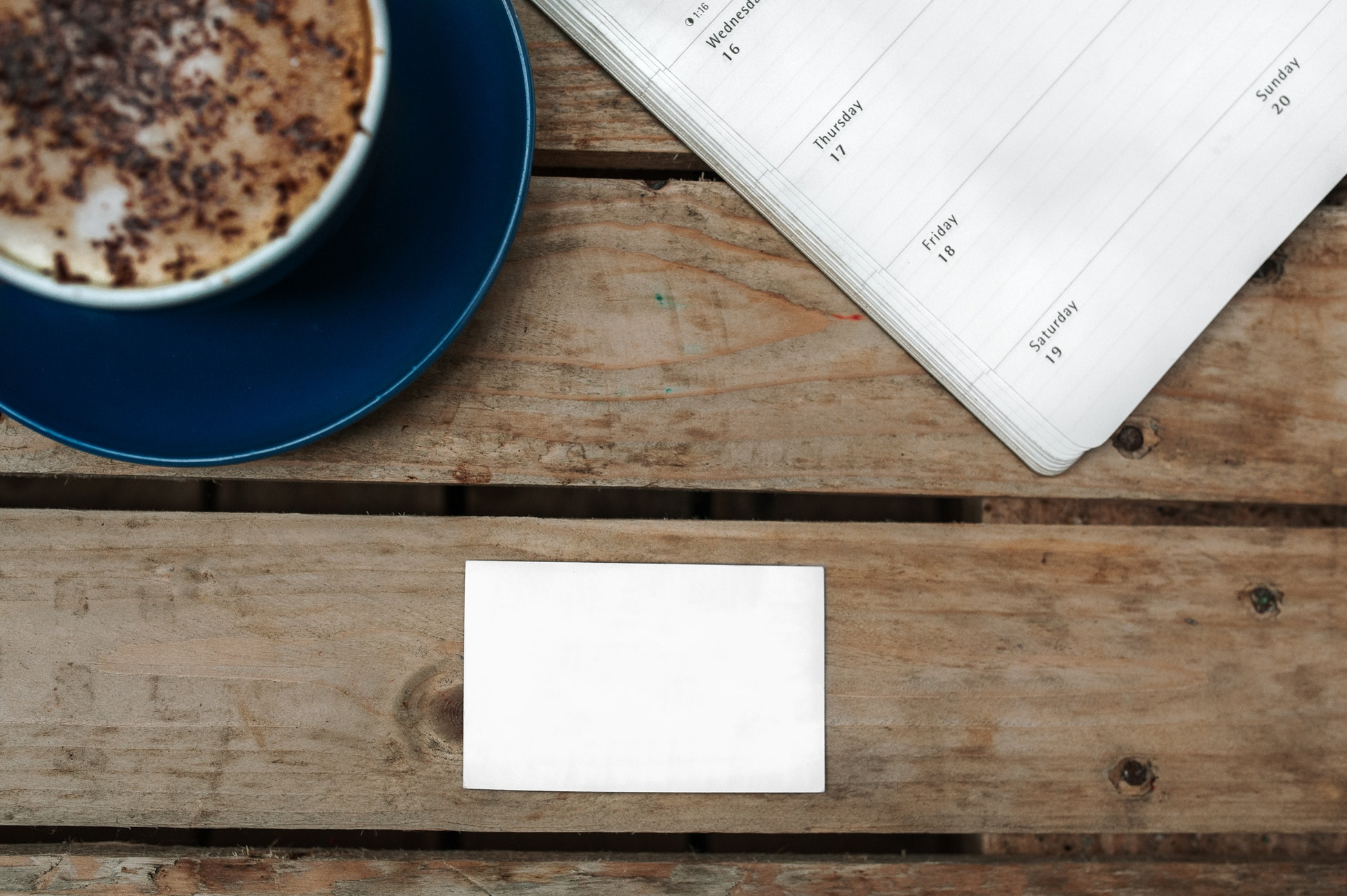 Step Two: The Power of a Business Card -
