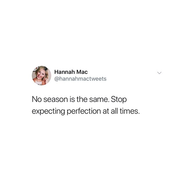 Note to self. 📝 @postmalone says it best. Seasons change. We can't control it, but we can control how we react to it.