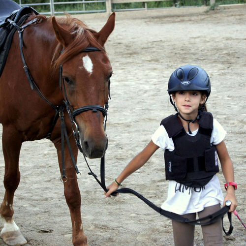 horse riding camp for kids