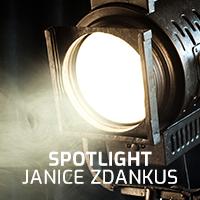 Spotlight - Janice Zdankus