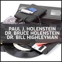 Paul J. Holenstein, Dr. Bruce Holenstein, Dr. Bill Highleyman